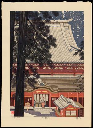 Imai Takehisa: Hieizan Temple - 比叡山 - Ohmi Gallery