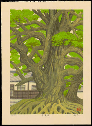 Imai Takehisa: Shoren-In Temple - 青蓮院 - Ohmi Gallery