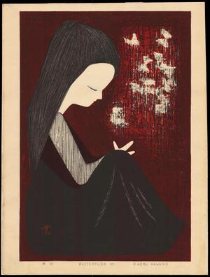 河野薫: Butterflies ( C ) - Ohmi Gallery