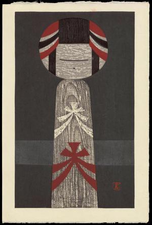 河野薫: Kokeshi - Ohmi Gallery