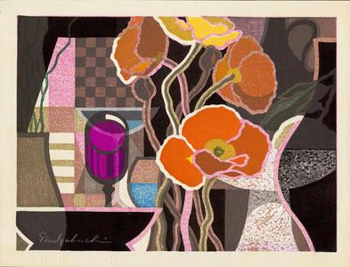 馬淵聖: Table in Early Spring - 早春の卓 - Ohmi Gallery