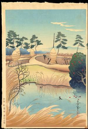 Bakufu Ohno: Early Spring - Ohmi Gallery