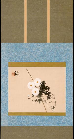 Sekido: Chrysanthemums - Ohmi Gallery