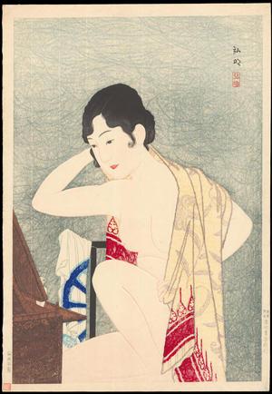 Watanabe Shotei: Beauty Before a Mirror - Ohmi Gallery