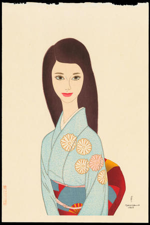 Takasawa Keiichi: Number 1 (1) - Ohmi Gallery