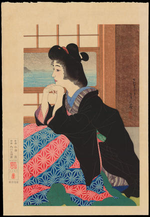 Torii Kotondo: No. 10 - Snow - 雪 - Ohmi Gallery