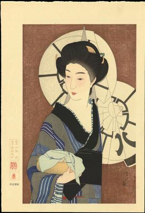 Torii Kotondo: After the Bath - 湯かへ里 - Ohmi Gallery