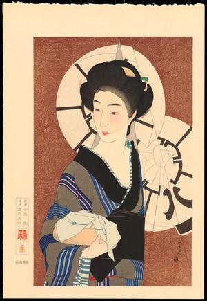 鳥居言人: After the Bath - 湯かへ里 - Ohmi Gallery