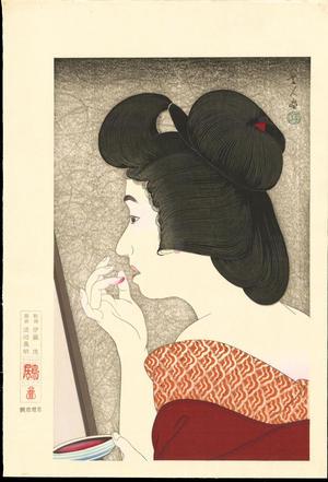 鳥居言人: Lipstick - 口紅 - Ohmi Gallery