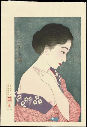 鳥居言人: Make-up - 化粧 - Ohmi Gallery