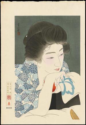 鳥居言人: Morning Hair - 朝寝髪 - Ohmi Gallery