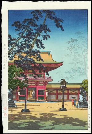 風光礼讃: Kyushu Hakozaki Hachimangu Shrine - 九州 箱崎八幡宮 - Ohmi Gallery