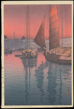 風光礼讃: Seto Inland Sea, Tomonotsu - 瀬戸内海 鞆の津 - Ohmi Gallery