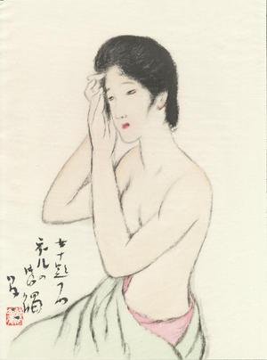 竹久夢二: The Texture of Flannel - ネルの感触 - Ohmi Gallery