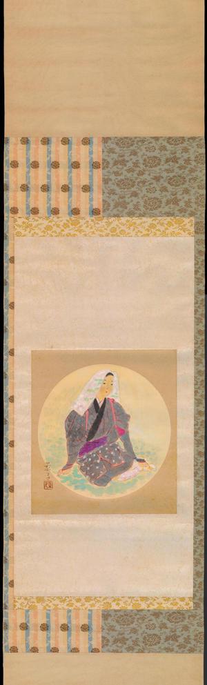 Yurimoto, Keiko: Oharame- female vendor (1) - Ohmi Gallery