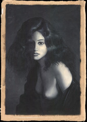 Zhangbo: Sexy Nude Belle - Ohmi Gallery