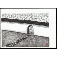 Aoyama, Masaharu: Mud Wall - 土壁 - Ohmi Gallery