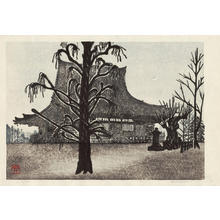 Aoyama, Masaharu: Temple - 寺 - Ohmi Gallery
