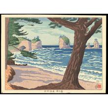 Asano Takeji: Shirahama Onsen - 白浜温泉 - Ohmi Gallery