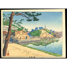 Asano Takeji: Wakanoura - 和歌の浦 - Ohmi Gallery