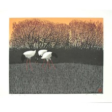 Hao Boyi: Late Autumn - Ohmi Gallery