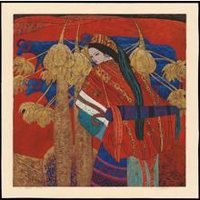 Chen Yongle: Shepherdess - Ohmi Gallery