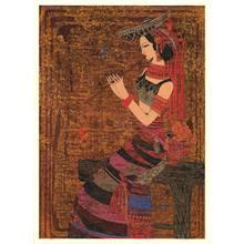 Chen Yongle: Women with Waist Flowers - Ohmi Gallery