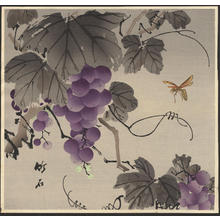 長町竹石: Grape and Wasp - Ohmi Gallery