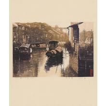 Chou, Xing-Hua: Suzhou Scenery No. 60 - Ohmi Gallery