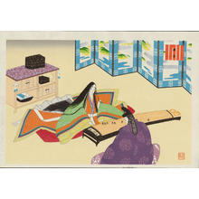 Maeda Masao: Print 5 - Akashi - 明石 - Ohmi Gallery