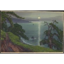 Fukaya, H: Coastal View At Sunrise (1) - Ohmi Gallery