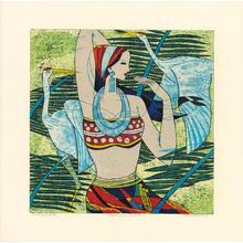 Hao Ping: Crane Dance in Spring Breeze - Ohmi Gallery