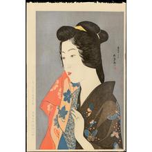 橋口五葉: Geisha - 芸妓 - Ohmi Gallery