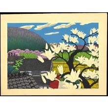 Hayashi, Waichi: Lily Magnolia - 木蓮 - Ohmi Gallery