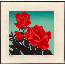 Hayashi, Waichi: Rose - バラ - Ohmi Gallery