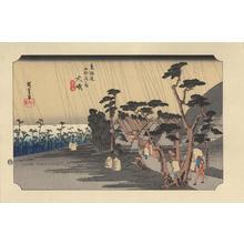 Utagawa Hiroshige: Oiso - 大磯 - Ohmi Gallery