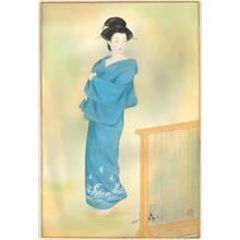 Hoshino Gashu: Summer Evening - 夏の宵 - Ohmi Gallery