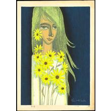 Ikeda Shuzo: Blue Wind - 青い風 - Ohmi Gallery