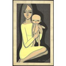 Ikeda Shuzo: Cuddle (A) - だっこ (A) - Ohmi Gallery