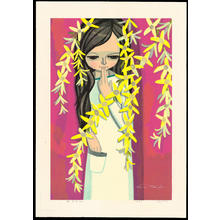 Ikeda Shuzo: Flower Curtain - Ohmi Gallery