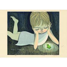Ikeda Shuzo: Frog - 蛙 - Ohmi Gallery