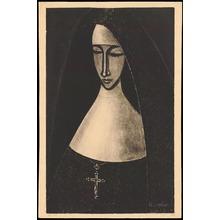 Ikeda Shuzo: No. 300 (Nun) - Ohmi Gallery
