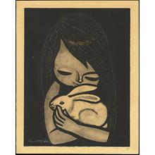 Ikeda Shuzo: Rabbit - うさぎ - Ohmi Gallery