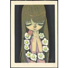 Ikeda Shuzo: White Camellia - 白い椿 - Ohmi Gallery