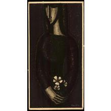 Ikeda Shuzo: White Flowers - Ohmi Gallery