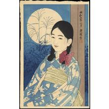 Ito Shinsui: Autumn Full Moon - Ohmi Gallery