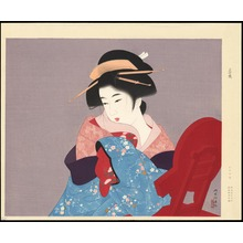 Ito Shinsui: Three Thousand Years - 三千歳 - Ohmi Gallery