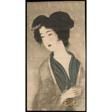 Kaburagi Kiyokata: Sorrow (1) - Ohmi Gallery