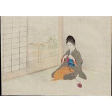 Kajita Hanko: Crimson Lotus, White Lotus - 紅蓮白蓮 - Ohmi Gallery