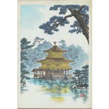 Kamei, Tobei: Kinkakuji Temple - 金閣寺 (1) - Ohmi Gallery